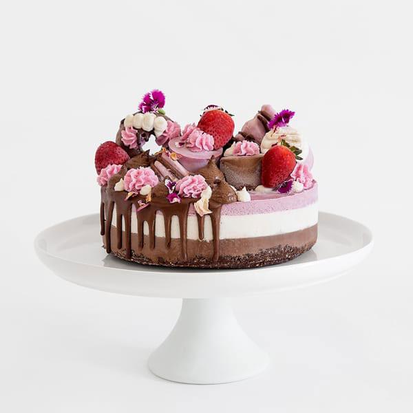 Decadent Raw Cakes