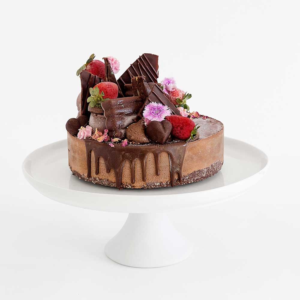 Double Choc Cake